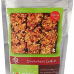 Nourish Organics Buck Wheat Cookies