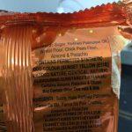 Orange_soan_papdi_ingredients