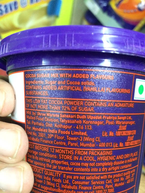 Cadbury Hot Chocolate Powder Recipe