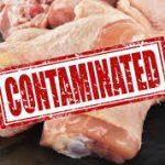contaminated